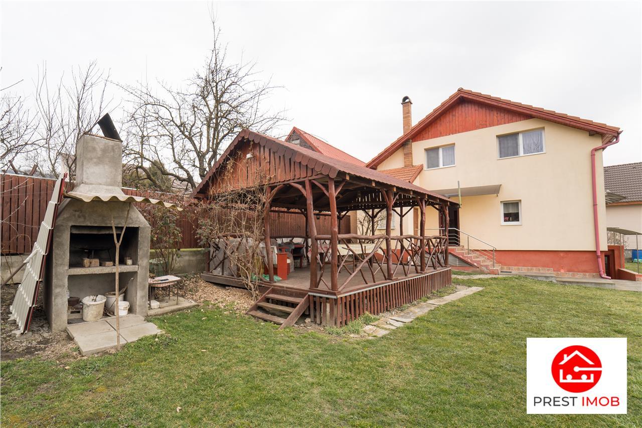 Casa cu teren  în Corunca sat, jud. Mures