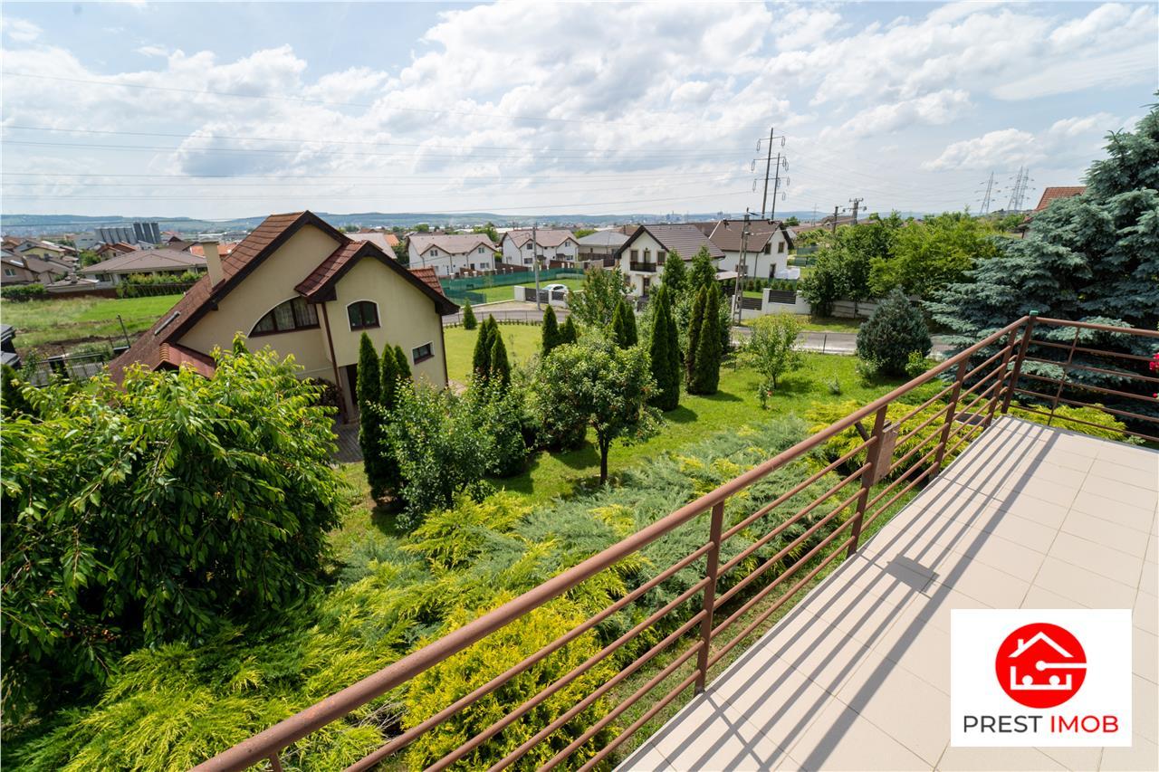 Casa de vanzare in cartierul Rasaritului din Sancrai, jud. Mures