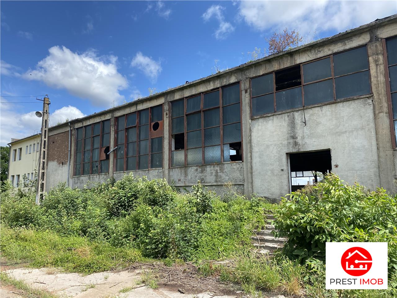 Spatiu industrial de vanzare sau inchiriere in Targu Mures!