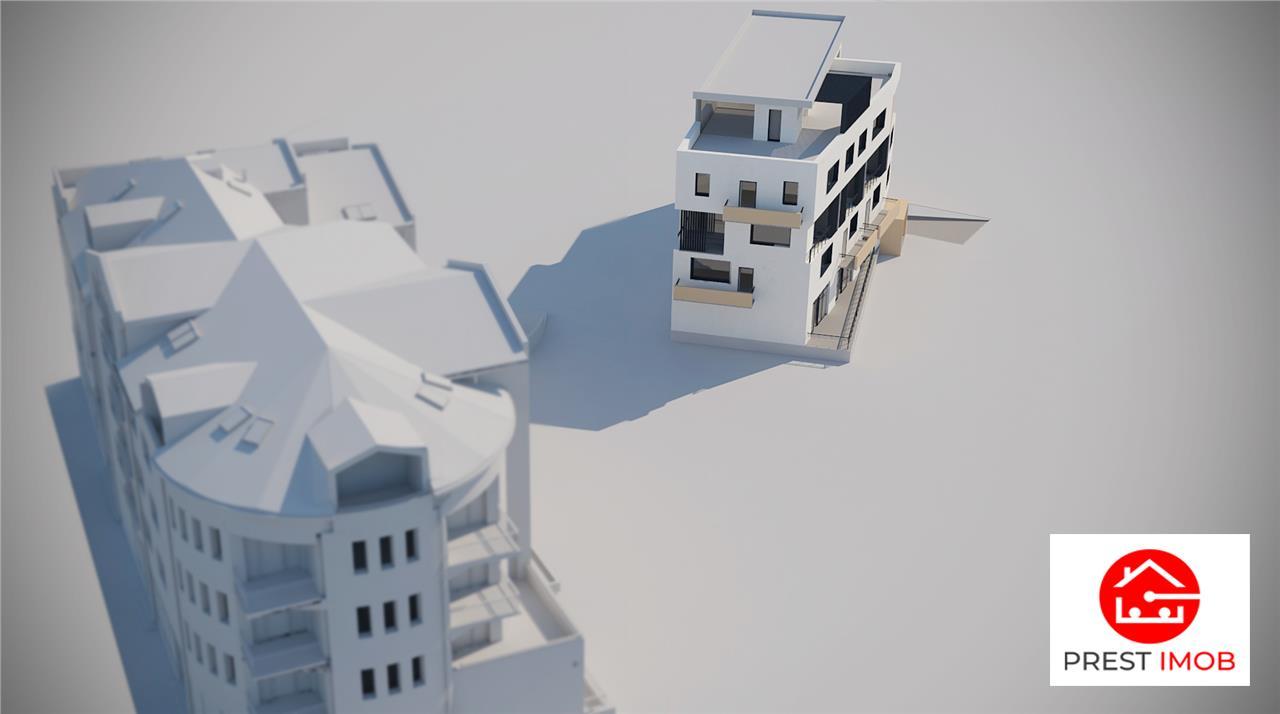 Apartamente noi, în centrul orașului Târgu Mureș