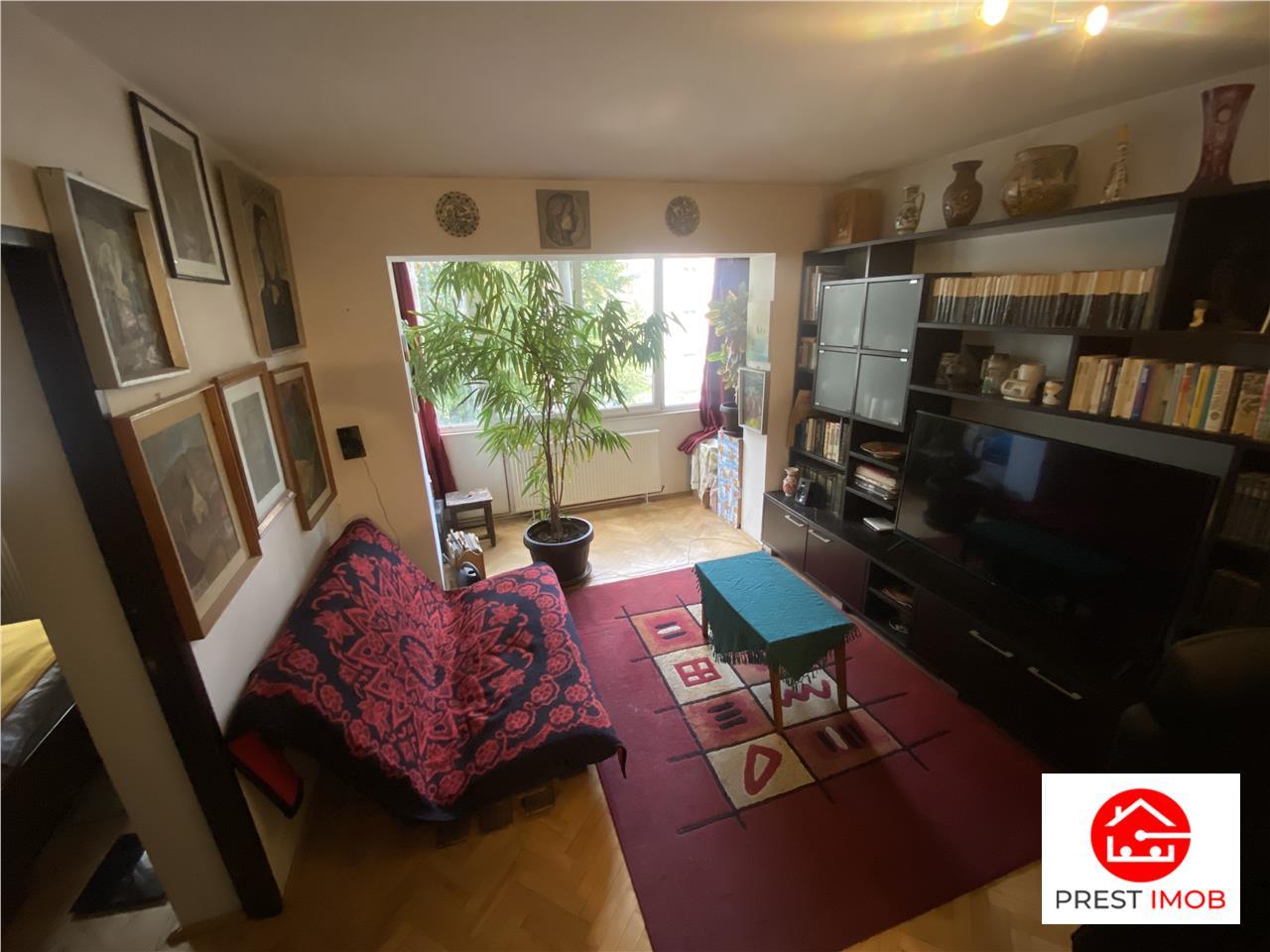 Apartament 2 camere de vanzare in zona semicentrala