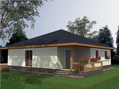 Vand casa proiect nou Nazna