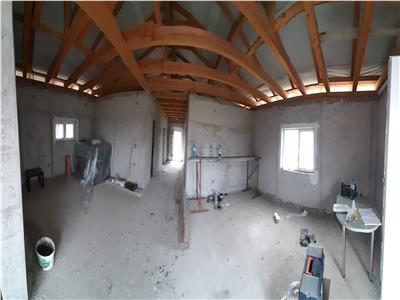Casa de vanzare,3 camere, in Sincraiul de Mures , semifinisata la pret real